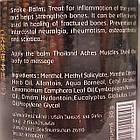 Чёрный бальзам с ядом кобры Cobra Black Balm Original, 50 грамм, фото 6
