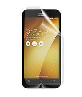 Гидрогелевая пленка для Asus Zenfone 4 Selfie (ZD553KL) (противоударная бронированная пленка) Gold