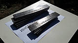 Заготовка для ножа сталь 95Х18 210-215х40-41х3,7 мм сырая, фото 4