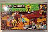 Конструктор LARI Minecraft Мост Ифрита, 378 деталей, в коробке