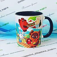 Детская чашка Винни-Пух, подарки ребёнку