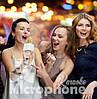 Bluetooth микрофон для караоке Q7 Блютуз микро + ЧЕХОЛ, фото 4