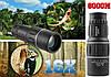 Монокуляр Bushnell 16x52 PowerView монокль, Бушнел, подзорная труба с чехлом, фото 10
