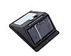 Светодиодный Навесной фонарь с датчиком движения 609 + solar 20 диодов, фото 7