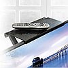 Универсальная регулируемая полка на телевизор / монитор Screen Caddy | Эргономическая подставка органайзер, фото 6