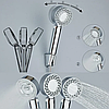 Двусторонняя душевая насадка Multifunctional Faucet, 3 режима полива, фото 7