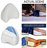 Подушка ортопедическая для ног CONTOUR LEG PILLOW, фото 3