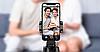 Смарт-штатив подставка для телефона Smart Tracking Apai Genie (360град) с датчиком движения, фото 4