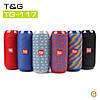 Мощная, басистая Портативная Bluetooth колонка T&G TG-117. Лучшая Цена!, фото 5