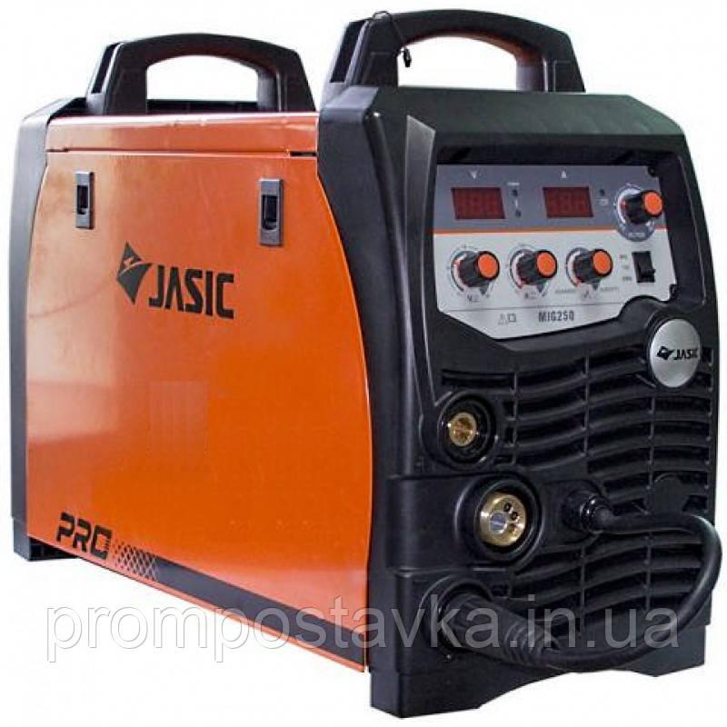 Сварочный полуавтомат JASIC MIG-250 (N239)