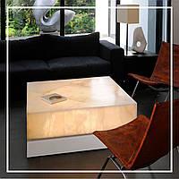 Столики из оникса с подсветкой., фото 1