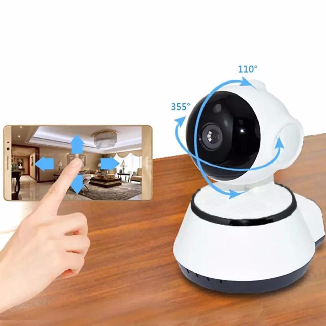 Wi-Fi / IP Q6 профессиональная панорамная камера V380-Q6 360 градусов
