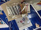 Набори для вишивання хрестом муліне DMC Гусак, фото 5