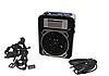 Радиоприемник Golon RX-9133  SD/USB с фонарем, фото 7