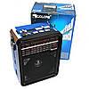 Радиоприемник Golon RX-9133  SD/USB с фонарем, фото 9