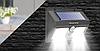 Светодиодный настенный светильник Solar motion sensor Light YH 818 PR2, фото 5