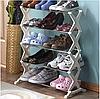 Стойка для хранения обуви UTM Shoe Rack 5 полок, фото 2