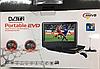 """Портативный DVD телевизор Т2 9,8"""" EVD NS-958 + USB + SD с джойстиком, фото 10"""