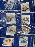 Наборы для вышивания крестом мулине DMC Барсук, фото 3