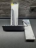 Адаптер Baseus Enjoyment Series Type-C Notebook HUB Adapter (CATSX-F0G)., фото 10