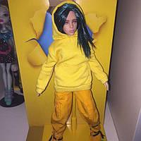 Кукла Билли Айлиш плохой парень Billie Eilish Bad Guy Doll