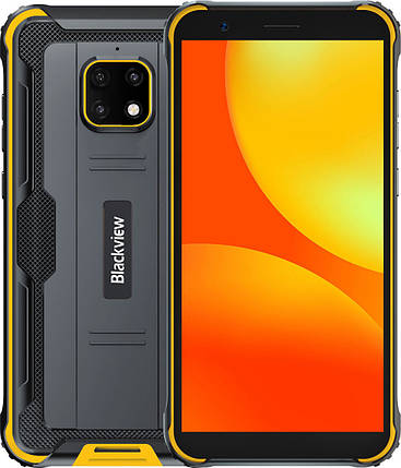 Blackview BV4900 3/32 Global (Yellow), фото 2