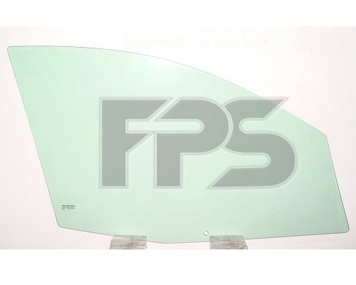 Боковое стекло левое передней двери Ford FIESTA 02-08  Sekurit
