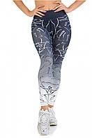 Леггинсы для фитнеса женские Freever GF 19037