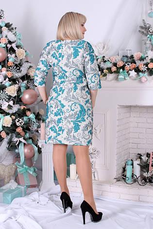 Платье Selta  603 размеры 50, 52, 54, 56, фото 2