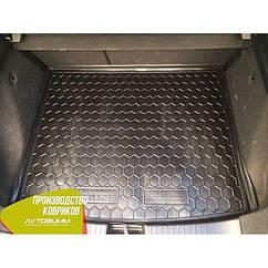 Авто килимок в багажник Chevrolet / Шевроле - Cruze / Круз 2011 - Hatchback ( Хетчбек )