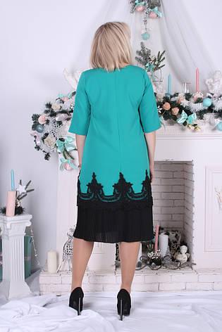 Платье Selta  614 размеры 50, 52, 54, 56, фото 2