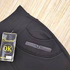 Брюки женские на меху Золото а934-3 с карманами 2XL (42-44) черные 20039479, фото 5