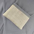 Брюки женские на меху Золото а934-3 с карманами 2XL (42-44) черные 20039479, фото 6