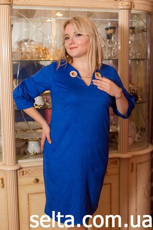 Платье Selta  662 размеры 50, 52, 54, 56, фото 2
