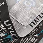 Мужские трусы-боксёры хлопковые UYUT 544 ассорти 12 шт уп. разные рисунки ростовка xl-4xl, 20018825, фото 4
