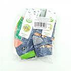 Носки детские демисезонные с разными рисунками, для мальчика, ЕКО, р12(1-2), случайное ассорти 20029548, фото 3