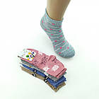 Носки детские демисезонные с рисунками, для девочки, ДОБРА ПАРА, р20-22, случайное ассорти, 20026264, фото 2