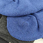 Носки мужские махровая стопа средние спорт TH 41-45р тёмное ассорти 20034924, фото 8