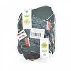 Носки детские демисезонные средние EKO 16р черные с рисунком 20032395, фото 4