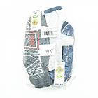 Носки детские махровые мальчик EKO 20-22р разные рисунки случайное ассорти 20032210, фото 5