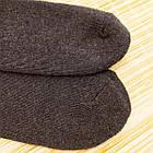 Носки мужские махровые высокие Житомир 27р джинс 20039752, фото 3