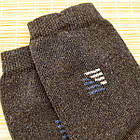 Носки мужские махровые высокие Житомир 27р джинс 20039752, фото 4