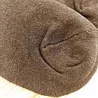Носки мужские махровые высокие однотонные Рубеж-текс 31р черные 20038601, фото 6