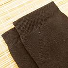Носки мужские махровые высокие Рубеж-текс 40-42р черные 20038137, фото 5