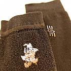 Носки мужские махровые высокие с рисунком Рубеж-текс 27р черные 20038571, фото 3