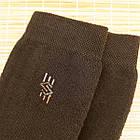 Носки мужские махровые высокие с рисунком Рубеж-текс 27р черные 20038571, фото 4