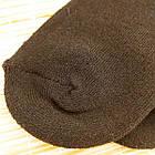 Носки мужские махровые высокие с рисунком Рубеж-текс 43-46р(29) черные 20038588, фото 4