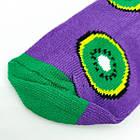 Носки детские с приколами средние Neseli Coraplar Kids 7303-1 Kiwi 23-26р 20036720, фото 2