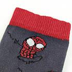 Носки детские с приколами средние Neseli Coraplar Kids 7308-3 Spider Man 31-34р 20036775, фото 3