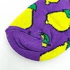Носки детские с приколами средние Neseli Coraplar Kids 7309-2 Lemon 27-30р 20036584, фото 2